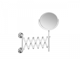 Style Moderne Extending mirror plain/magnifying (X5)