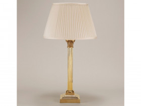 Vaughan Corinthian Column Table Lamp